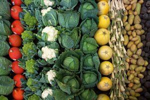 Basische voeding voor soepele gewrichten