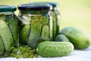 Probiotica in gefermenteerde groente