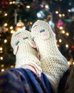 Ontspannen tijdens de feestdagen